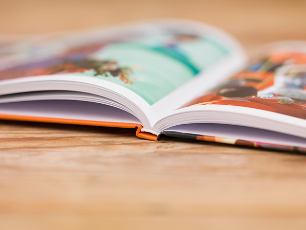 Imprimer à petit tirage Magazine