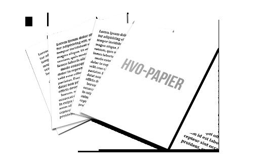 HVO-papier