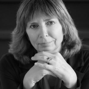 Schrijfster Pauline Slot