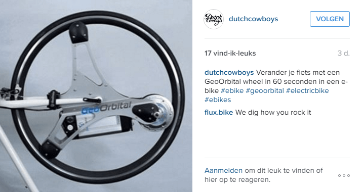DutchCowboys op Instagram