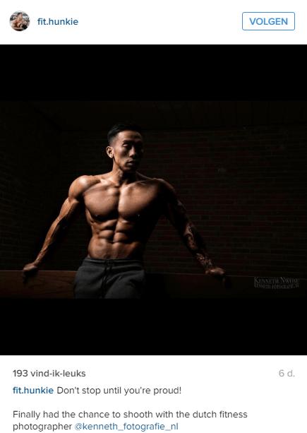 Hung Nguyen op Instagram