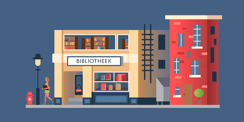 Probeer het eens bij een lokale bibliotheek