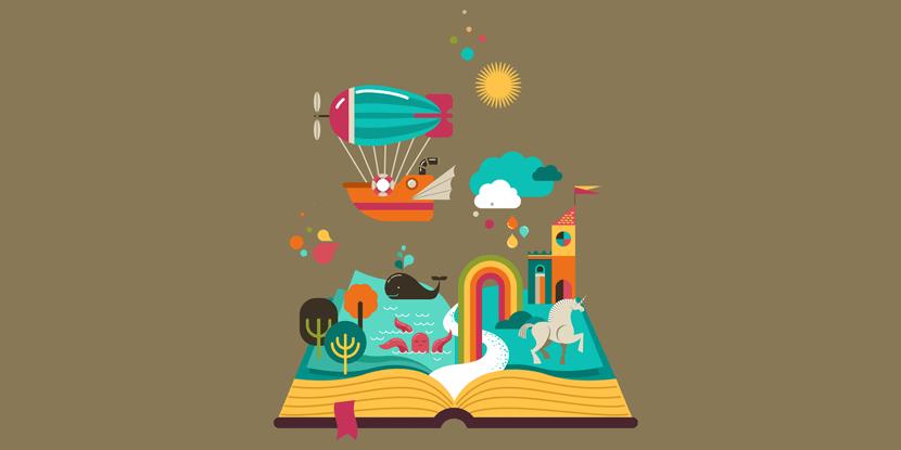 Prentenboeken moeten tot de verbeelding spreken