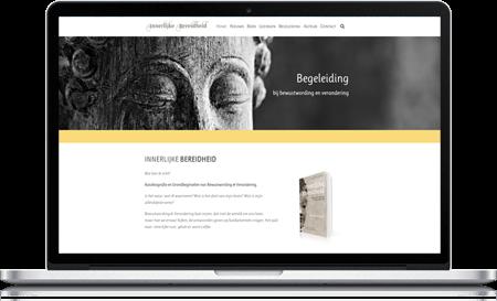 voorbeeld van website